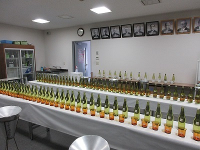 高知県新酒鑑評会_f0006356_16475315.jpg