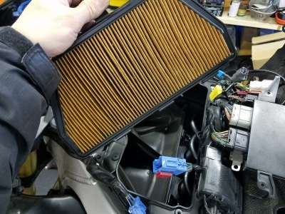 CBR1000RR(SC59) 車検整備②_e0114857_11374479.jpg