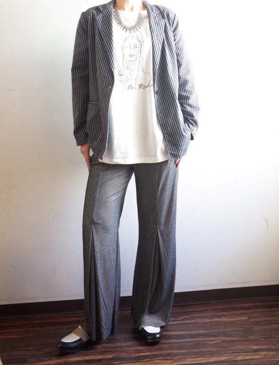 From Vintage Room★Vinatgeストライプテーラージャケット★_e0269968_17591849.jpg