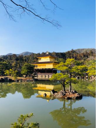 京都旅③~憧れの伏見稲荷と金閣寺_e0078071_16300793.jpg