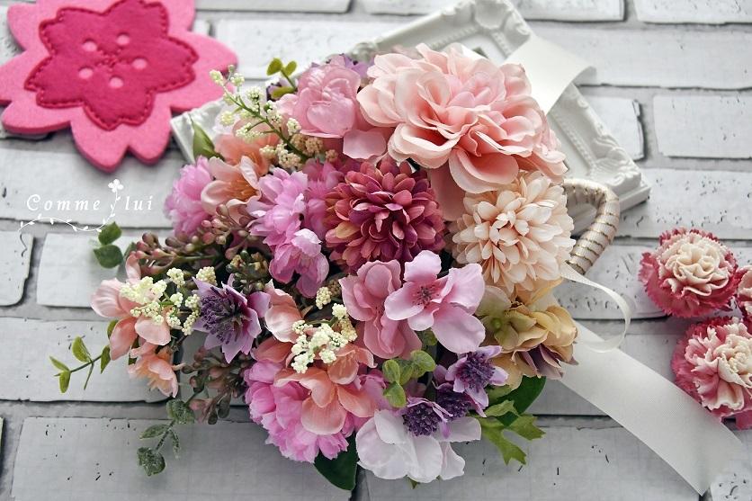 お花のチカラ☆_a0192475_14172489.jpg