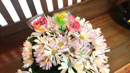 結婚記念日💍 娘達からの贈り物🌷_d0230676_10115285.jpg