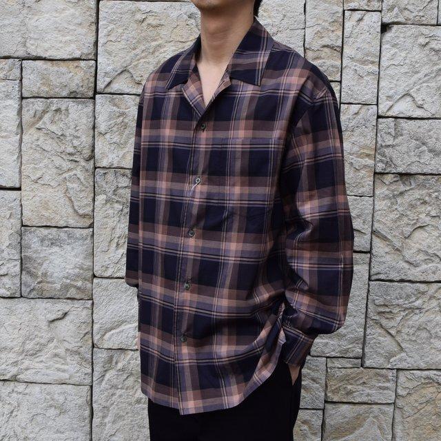 男らしい開襟シャツが入荷です!!_d0158579_18523671.jpg