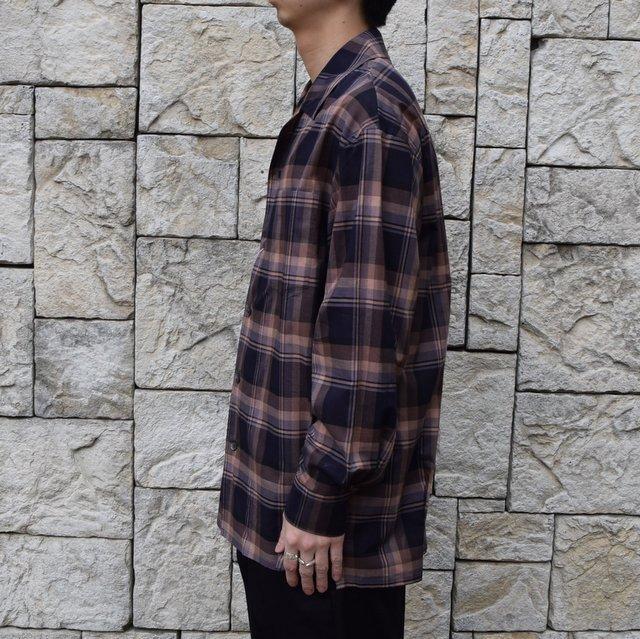 男らしい開襟シャツが入荷です!!_d0158579_18523843.jpg