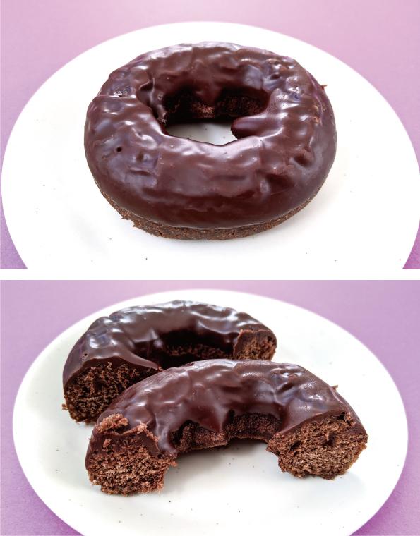 【袋ドーナツ】ファミリーマート「チョコレートドーナツ」【濃厚チョコレート】_d0272182_11215723.jpg