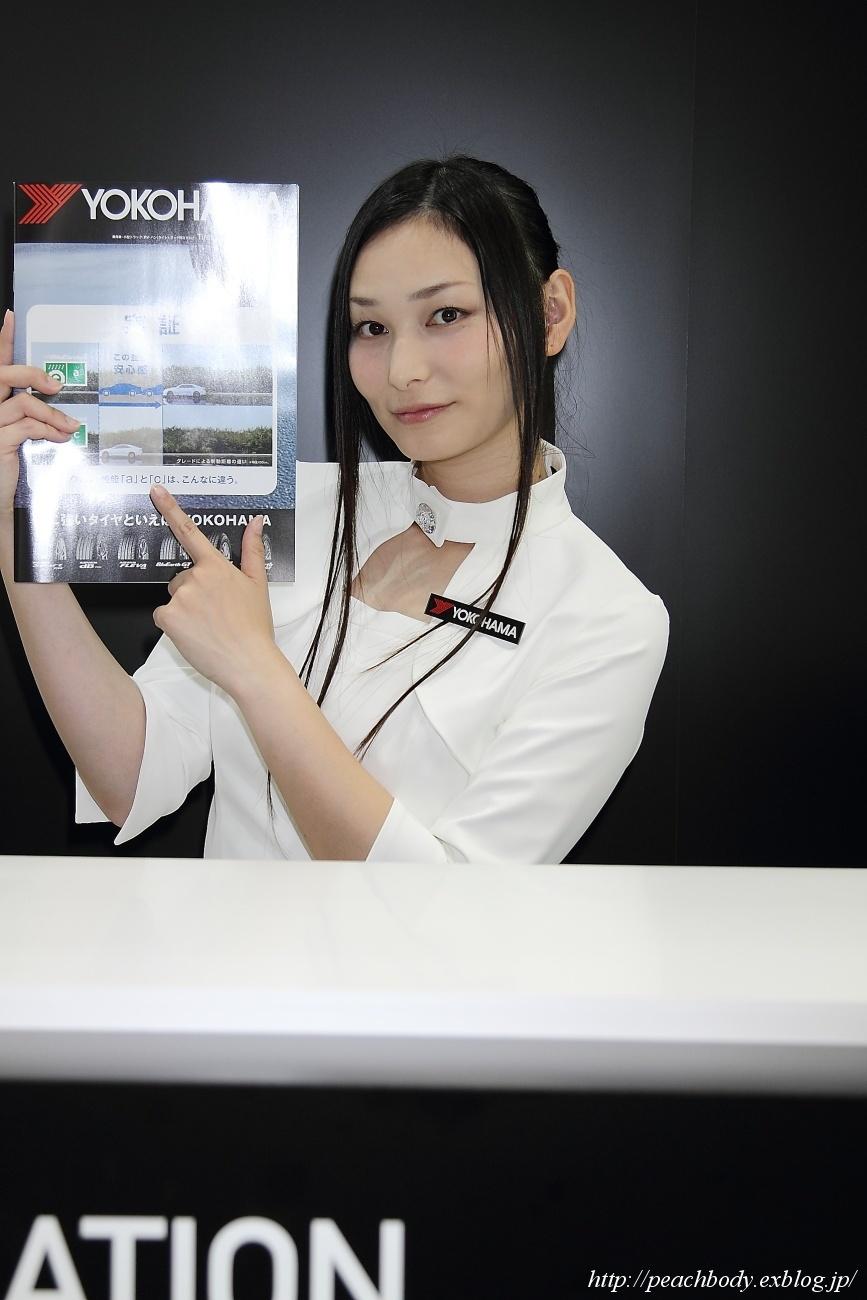 空風マイキ さん(横浜ゴム㈱ ブース)_c0215885_20154619.jpg