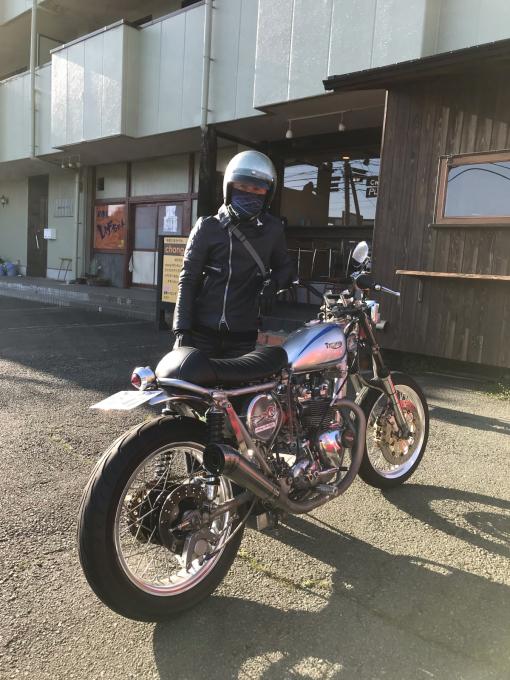 バイクシーズン、きちゃいました(^^)_d0132688_14583000.jpg