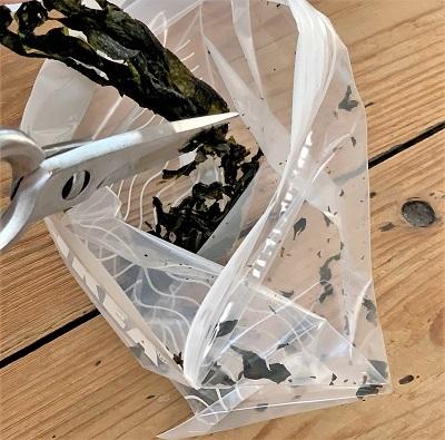 乾燥わかめ と 干し椎茸完成♪ と おうちごはん_d0249193_11065998.jpg