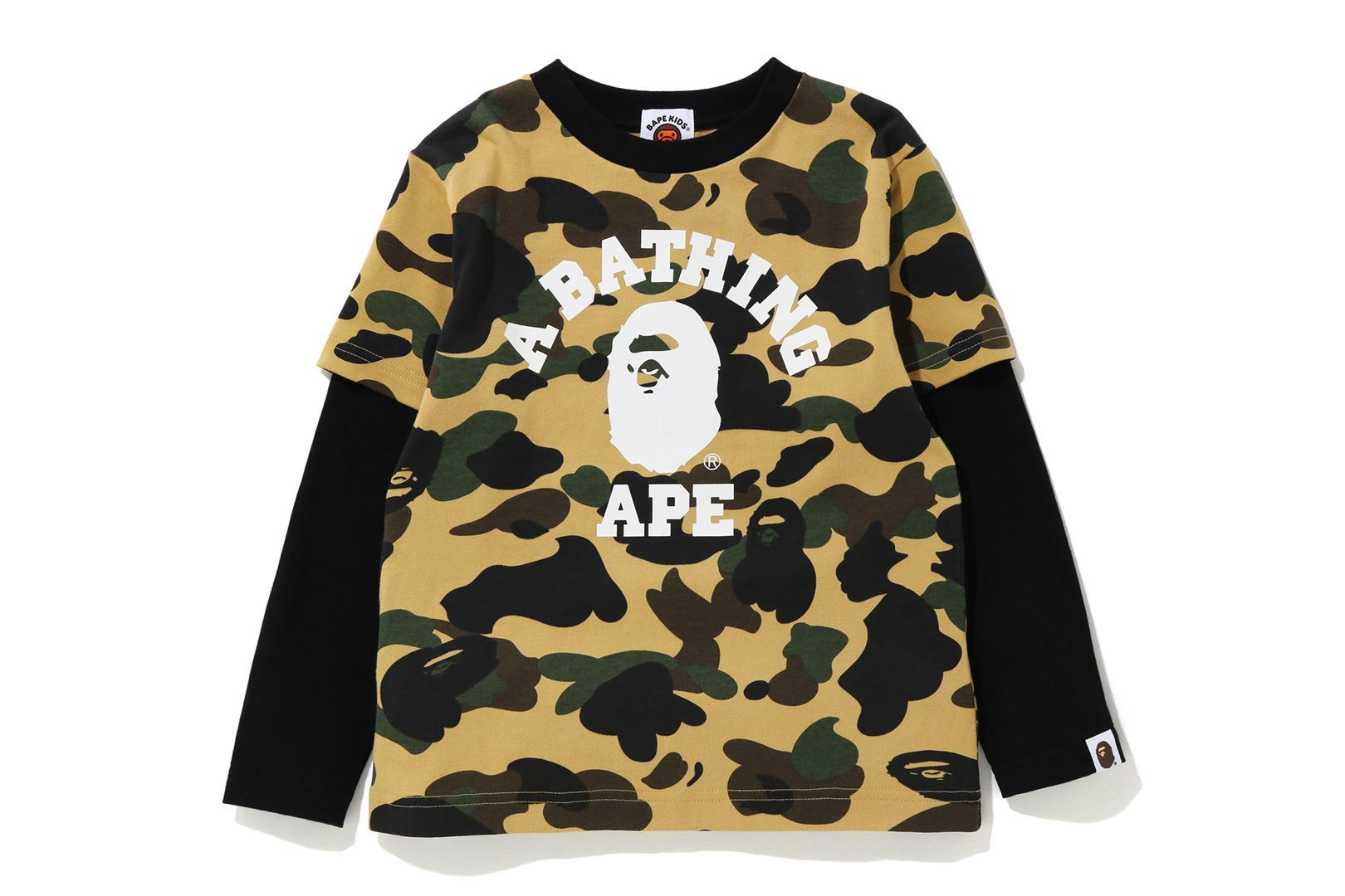 1ST CAMO COLLEGE LAYERED L/S TEE_a0174495_13174329.jpg