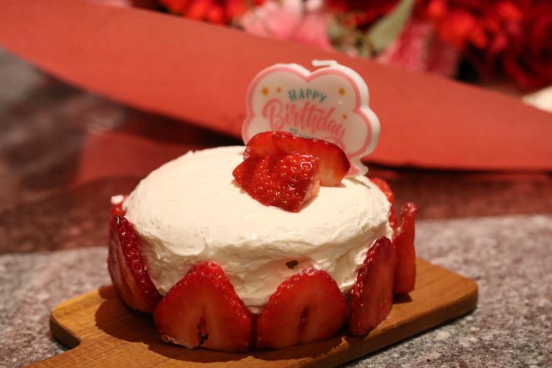 スマッシュケーキと桜_f0376195_17113633.jpg