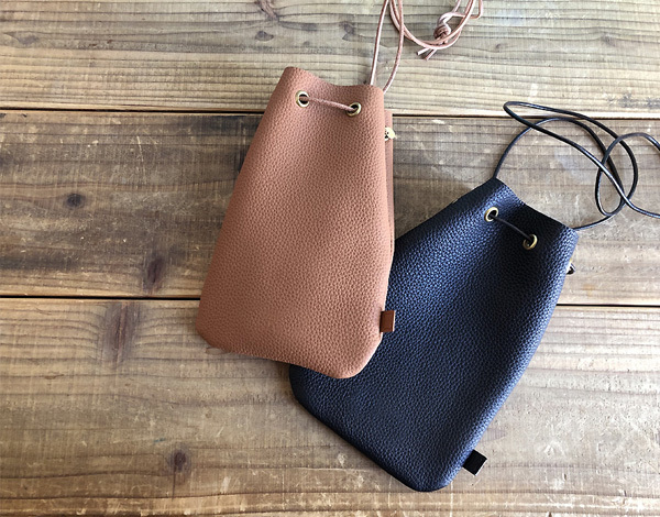 【DELIVERY】 STANDARD CALIFORNIA - Button Works×SD Leather Pouch_a0076701_14160872.jpg
