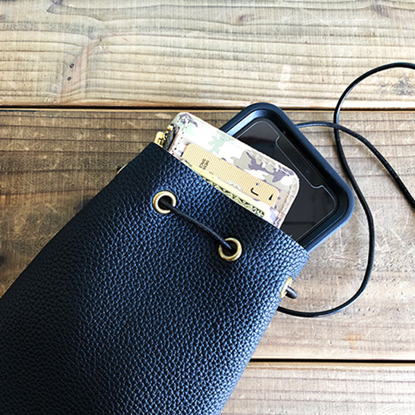 【DELIVERY】 STANDARD CALIFORNIA - Button Works×SD Leather Pouch_a0076701_14185898.jpg