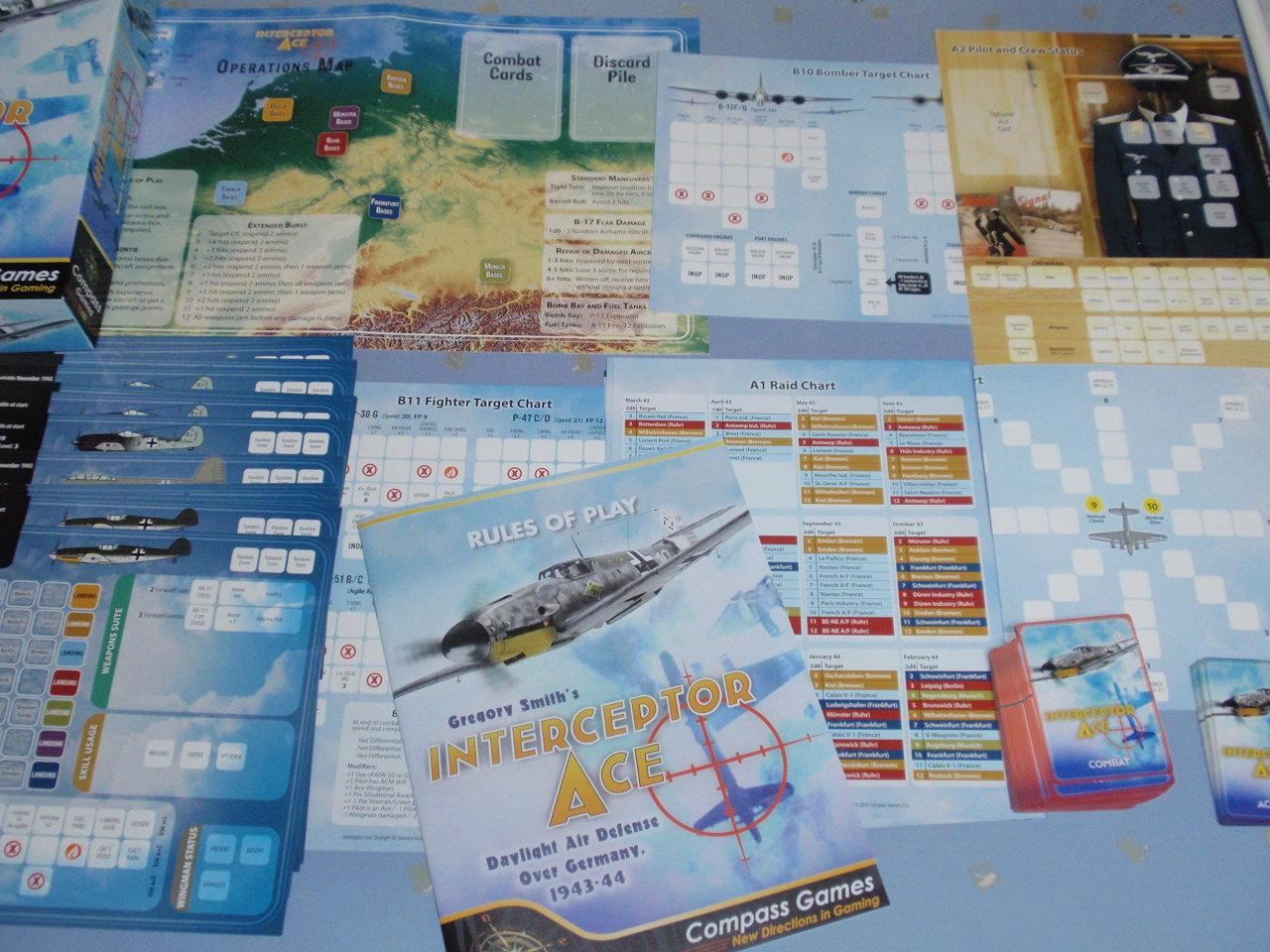 Compass Games「Interceptor Ace」を準備中_b0162202_2093687.jpg