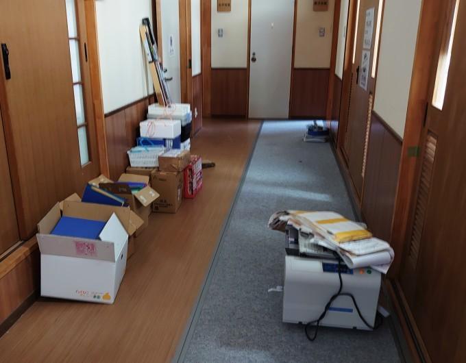 この春大学を卒業、4月から病院で働く山村留学生OBがセンターに_d0265607_19374610.jpg