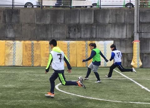 ゆるUNO 3/20(金・祝) at UNOフットボールファーム_a0059812_02000525.jpg