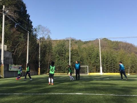 ゆるUNO 3/21(土) at UNOフットボールファーム_a0059812_17304444.jpg