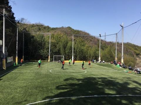 ゆるUNO 3/21(土) at UNOフットボールファーム_a0059812_17314951.jpg