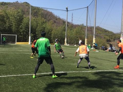 ゆるUNO 3/21(土) at UNOフットボールファーム_a0059812_17321159.jpg