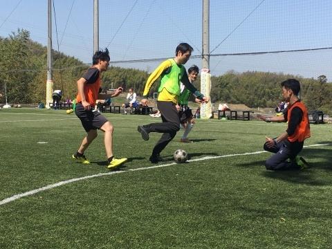 ゆるUNO 3/21(土) at UNOフットボールファーム_a0059812_17321804.jpg