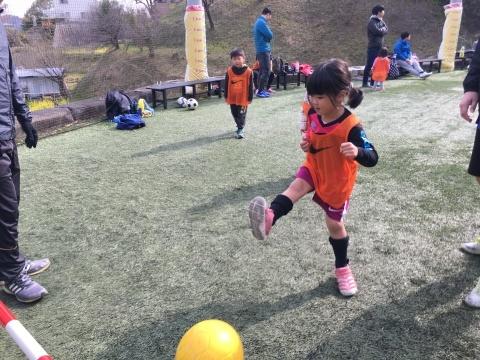 ゆるUNO 3/22(日) at UNOフットボールファーム_a0059812_17470861.jpg