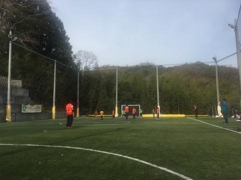 ゆるUNO 3/22(日) at UNOフットボールファーム_a0059812_17475454.jpg