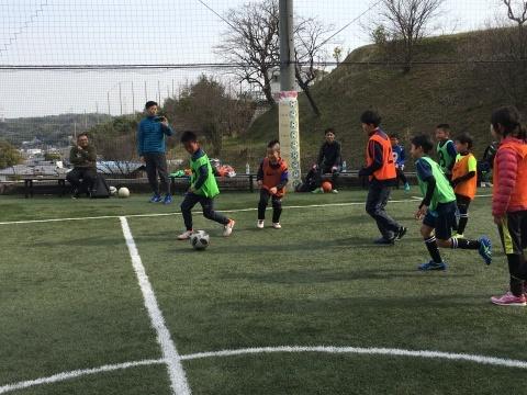 ゆるUNO 3/22(日) at UNOフットボールファーム_a0059812_17480931.jpg