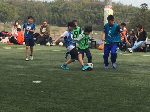 ゆるUNO 3/22(日) at UNOフットボールファーム_a0059812_17485297.jpg