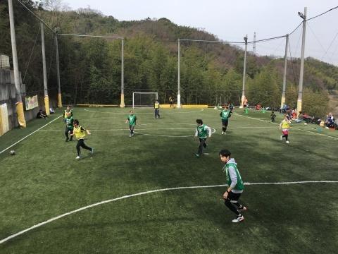 ゆるUNO 3/22(日) at UNOフットボールファーム_a0059812_17493666.jpg