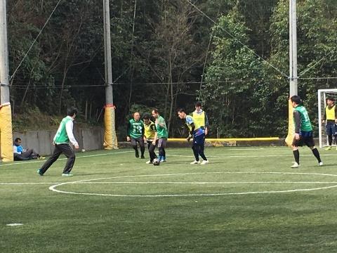 ゆるUNO 3/22(日) at UNOフットボールファーム_a0059812_17493771.jpg