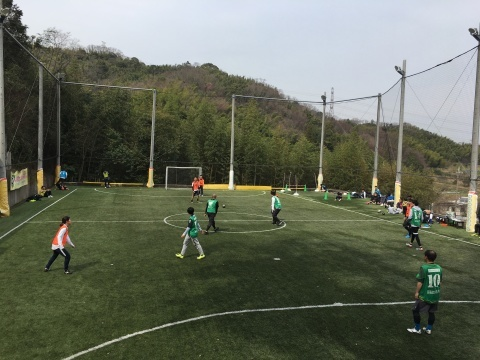 ゆるUNO 3/22(日) at UNOフットボールファーム_a0059812_17494424.jpg