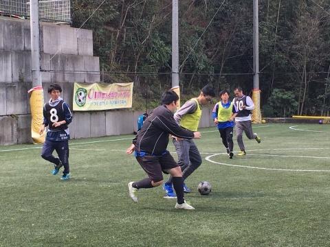ゆるUNO 3/22(日) at UNOフットボールファーム_a0059812_17494718.jpg