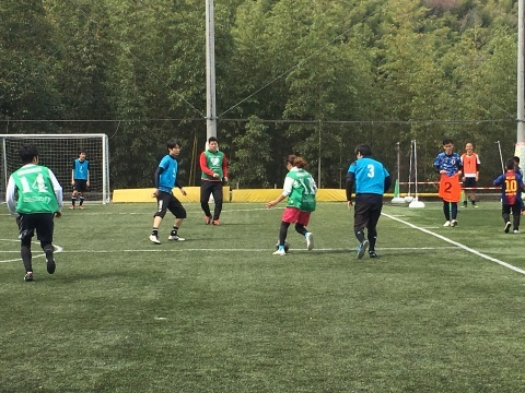 ゆるUNO 3/22(日) at UNOフットボールファーム_a0059812_17495093.jpg