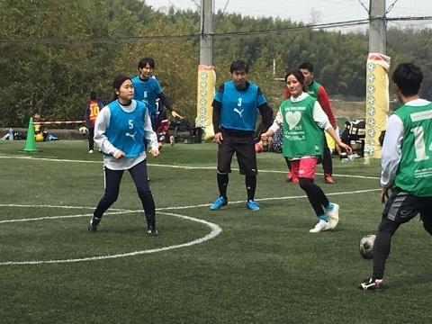 ゆるUNO 3/22(日) at UNOフットボールファーム_a0059812_17495392.jpg
