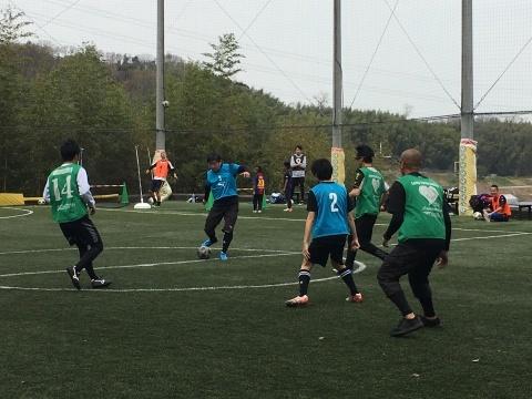 ゆるUNO 3/22(日) at UNOフットボールファーム_a0059812_17500353.jpg