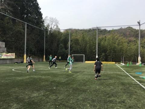 ゆるUNO 3/22(日) at UNOフットボールファーム_a0059812_17503029.jpg