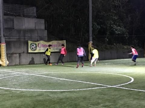 UNO 3/25(水) at UNOフットボールファーム_a0059812_18351382.jpg