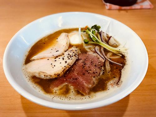らぁ麺 丸山商店_e0292546_07105215.jpg