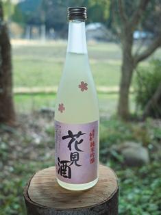 花見酒・・・エドヒガンザクラ_d0005250_17455018.jpg