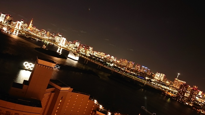 The Grill on 30th の 夜景 ......._e0416252_20273481.jpg