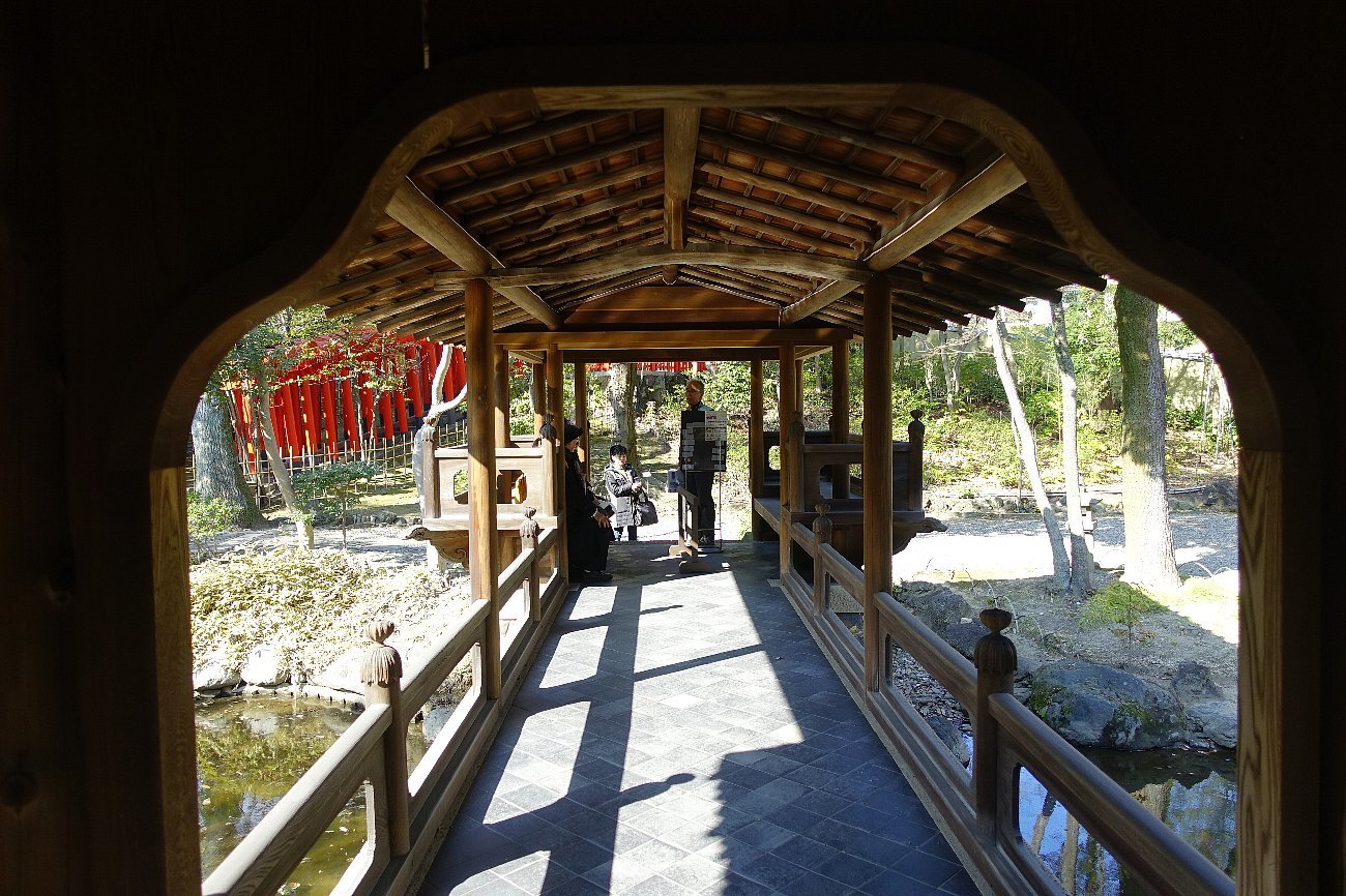 揚輝荘 白雲橋_c0112559_08142001.jpg