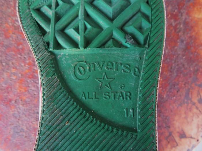 90\'s Made in U.S.A. Converse ALL STAR アメリカ製 クリスマス オールスター 90年代_e0187362_14485627.jpg