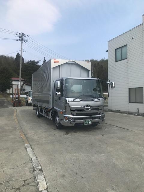4t(中型)パワーゲート車納車_d0153164_11140029.jpg