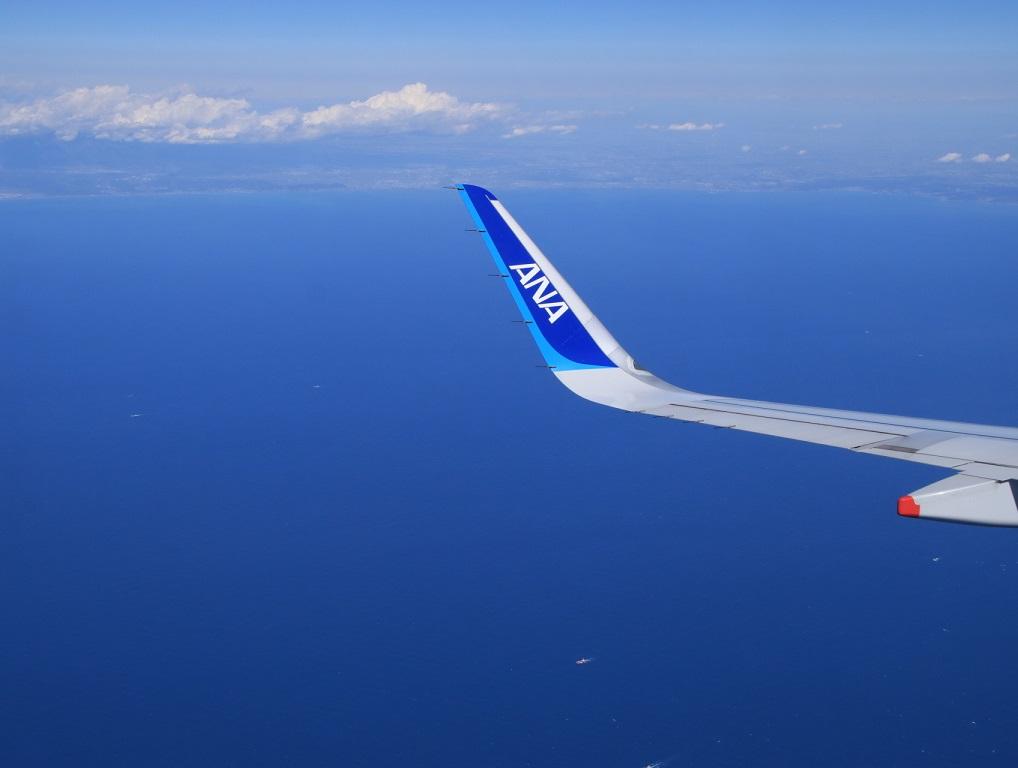 NH22便 羽田へ (用事があり)3月11日_d0202264_10534237.jpg