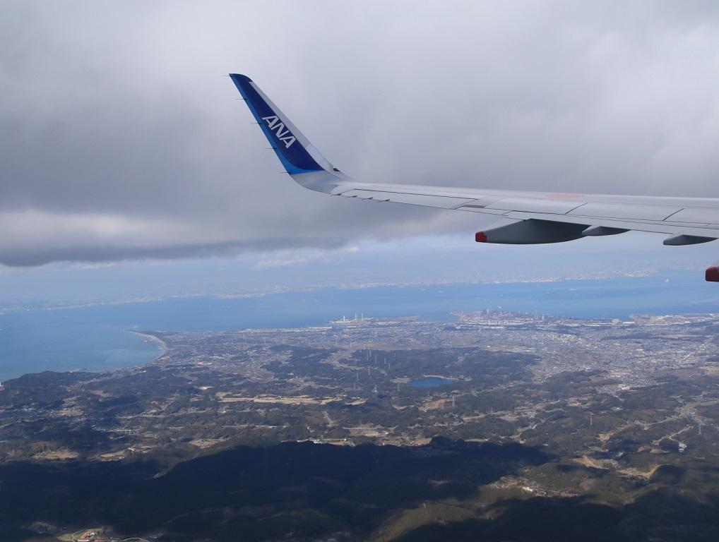 NH22便 羽田へ (用事があり)3月11日_d0202264_1123238.jpg