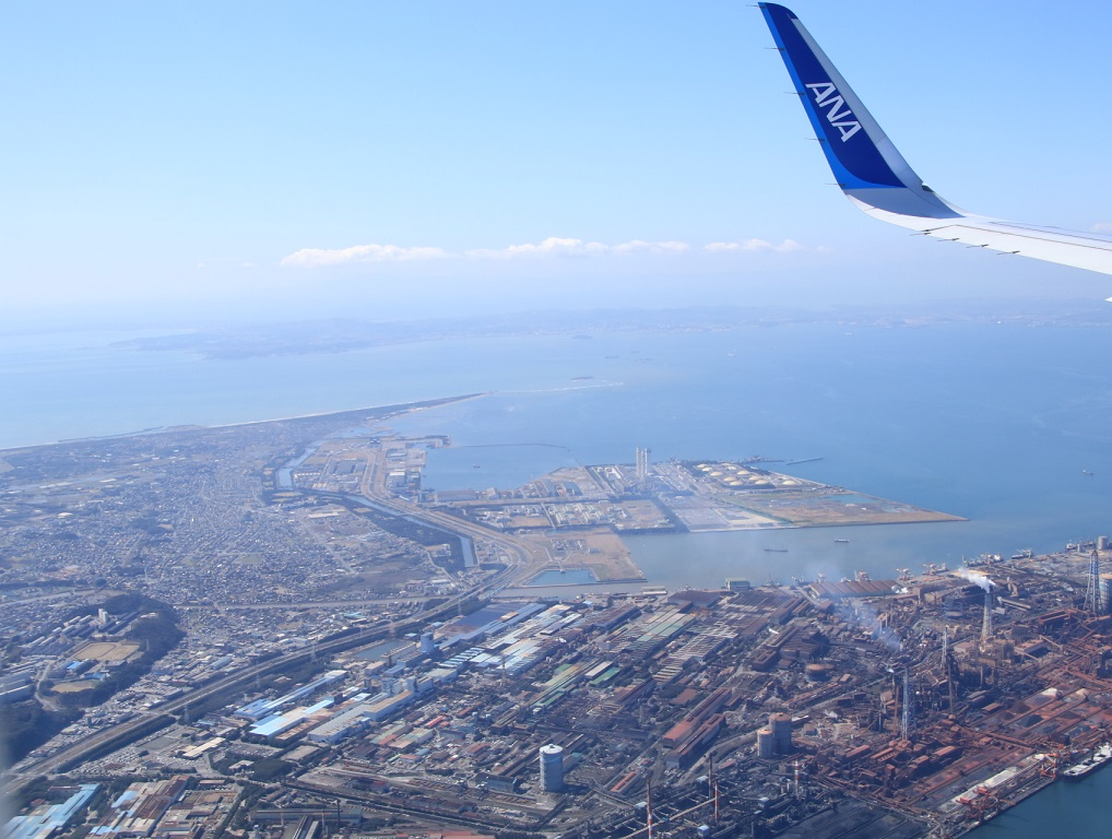 NH22便 羽田へ (用事があり)3月11日_d0202264_1145928.jpg