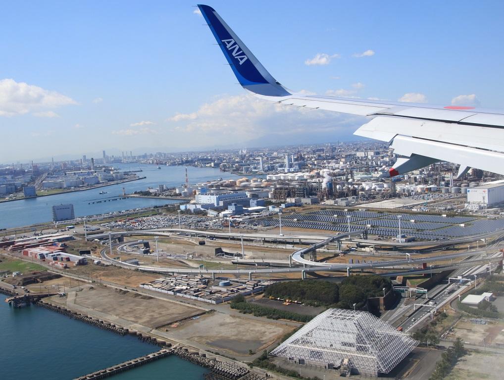 NH22便 羽田へ (用事があり)3月11日_d0202264_1154112.jpg