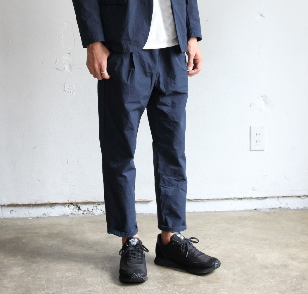 Cool Chambray Tuck Ankle PTS_c0379477_19364775.jpg