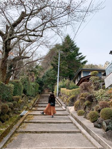 奈良ランチ☆アシメントリースカートコーデ_a0142778_01153113.jpg