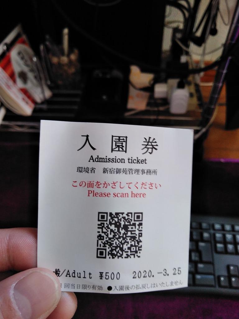 新宿御苑の色んな種類の桜_d0061678_11181560.jpg