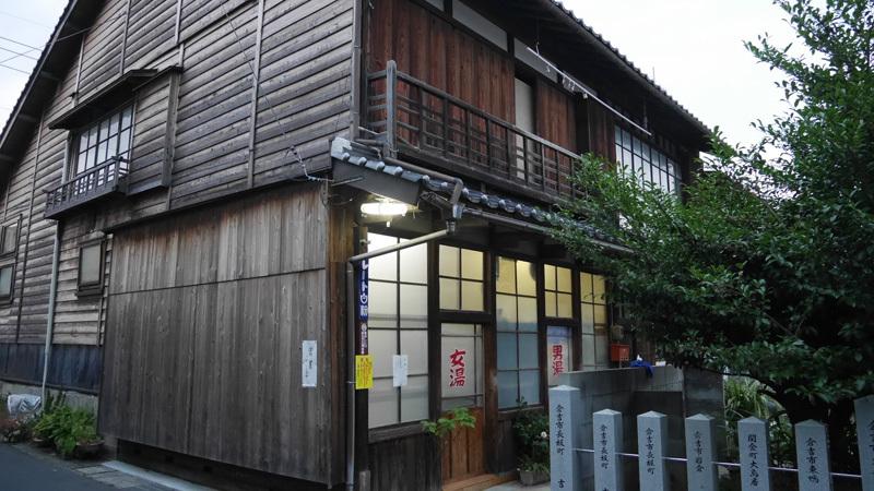 地震にも耐え復活した銭湯―倉吉・大社湯_a0385880_22093285.jpg